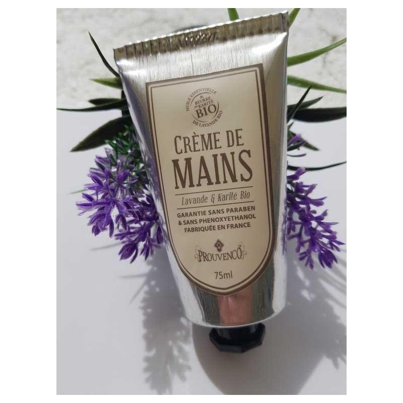 Hand Cream Organic Lavender