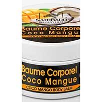 Baume corporel Coco Mangue Bio 200 ml