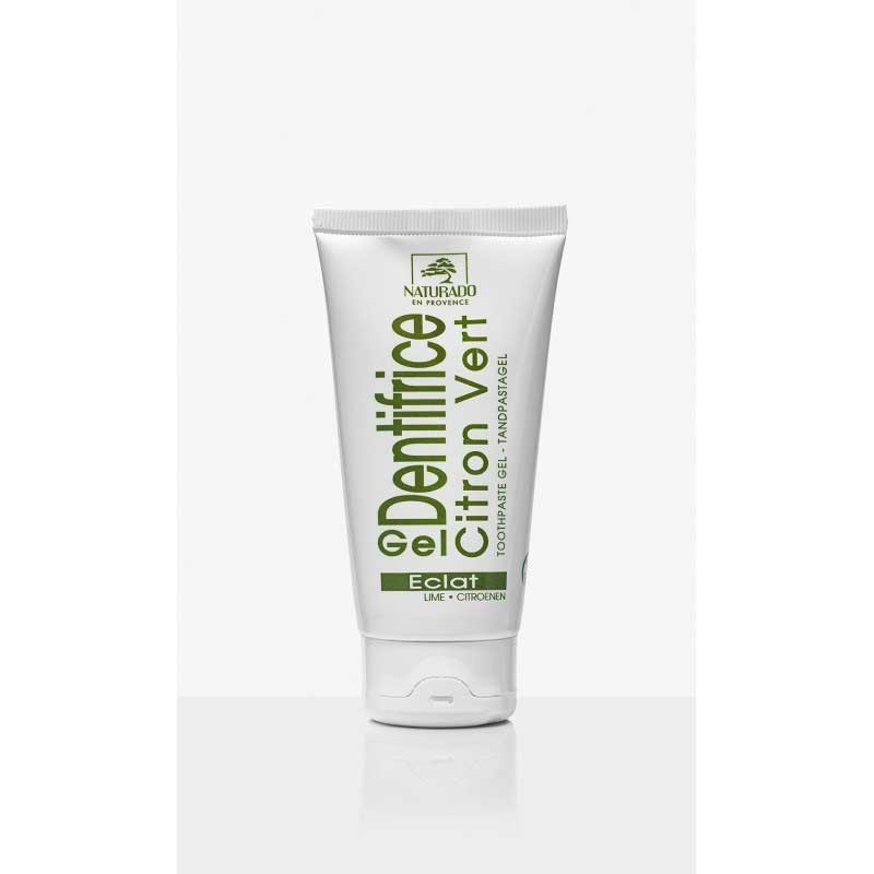 Organic Toothpaste Gel Lime...