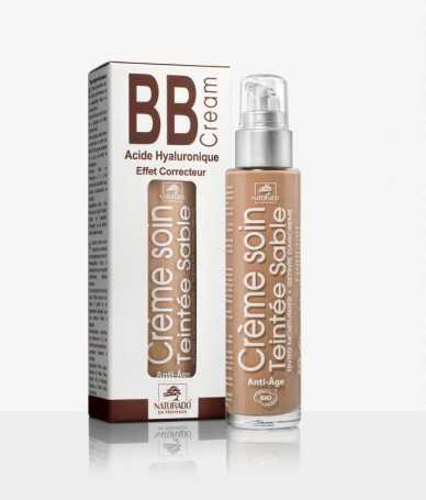 BB Cream Tainted Sand Moisturizer with Hyaluronic Acid
