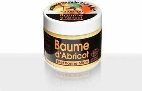 Baume d'abricot Bio Effet Bonne Mine 30 ML