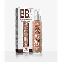 Organic BB Cream Bronze With Hyaluronic Acid