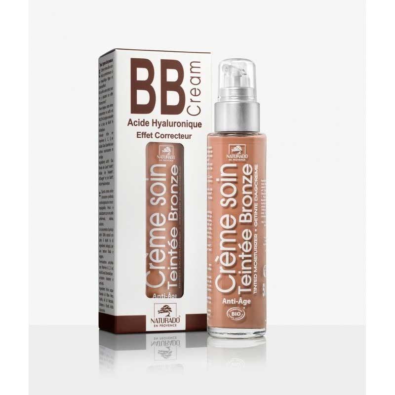 Organic BB Cream Bronze...