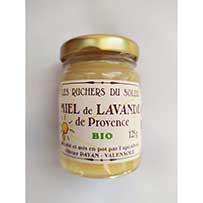 Miel de Lavande de Provence Bio 125 ml