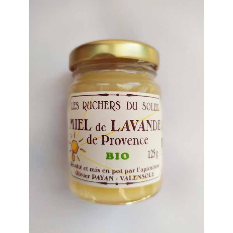 Organic Lavender Honey 4.40 oz