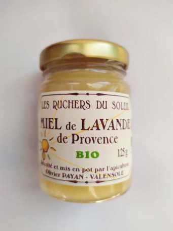 Organic Lavender Honey 4.40 oz