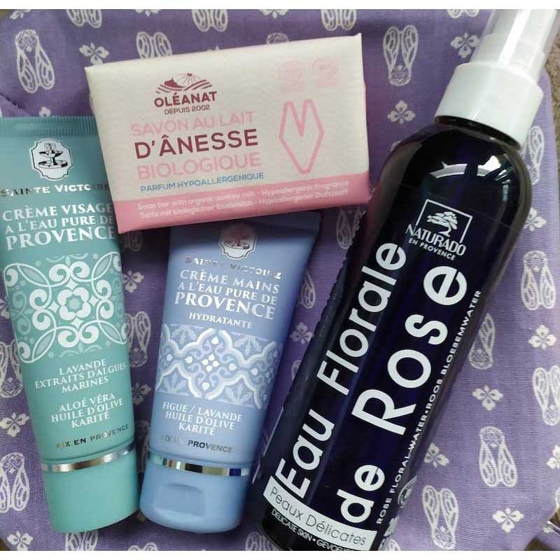 Giftbox Organic Body and...