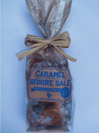 Sweet Caramel with Camargue salted Butter