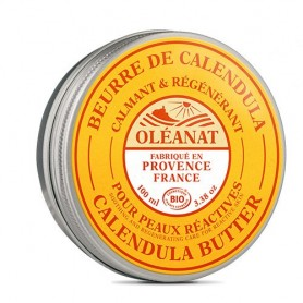 Organic Calendula Butter