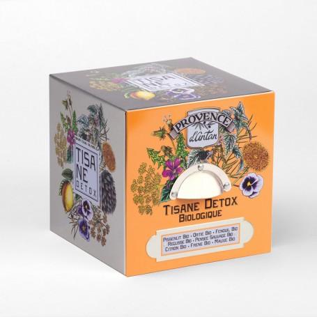 Organic Detox Herbal Tea 2.12 Oz
