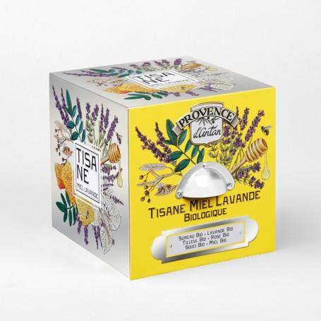 Organic Honey Lavender Herbal Tea