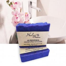 Découvrez ou offrez ce savon saponifié à froid à la main dans les Alpes de Haute Provence (Valensole ) !