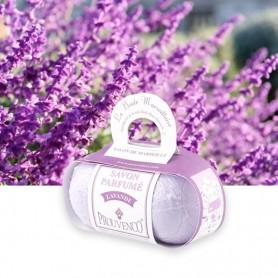 Découvrez ces savons de Marseille en forme de boule de pétanque et au doux parfum de lavande !