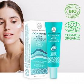 Organic Eye Care Serum Treatment Sainte Victoire