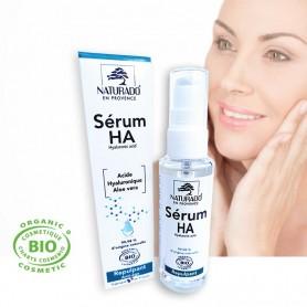 Organic Facial Serum Hyaluronic Acid and Aloe Vera 1.35 fl.oz