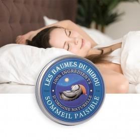 Baume Bio du Hibou Sommeil Paisible et Relaxation 30 ml