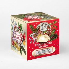 Christmas Tisane Organic Provence d'antan