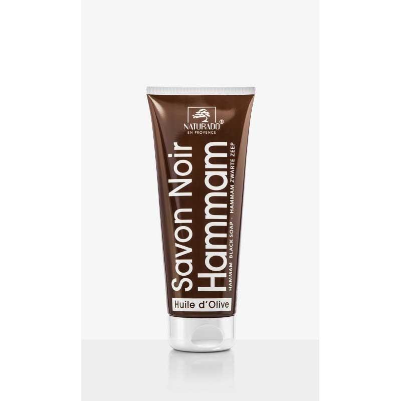 Organic Black Soap Hammam